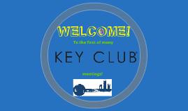 Key Club: Intro to Meetings