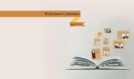 Copy of Relaciones Laborales
