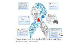 E106_3. Prevention and Control of Diabetes