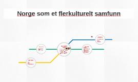Norge som et flerkulturelt samfunn