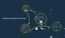 Schools and Popular Literature