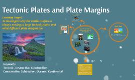 Lesson 2: Plate Tectonics