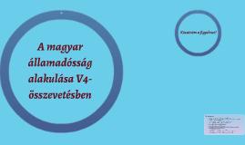 A magyar államadósság alakulása V4-összevetésben