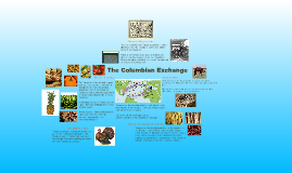 Copy of The Columbian Exchange