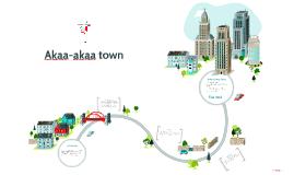 Akaa-akaa town