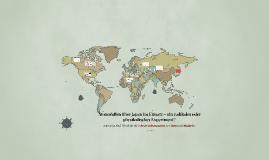 Japan und Atomwaffen im Einsatz – ein physikalisches oder ra