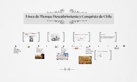 Copy of Linea de Tiempo Descubrimiento y Conquista de Chile
