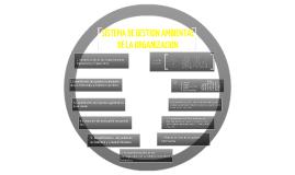 sistema de gestión ambiental de la organización