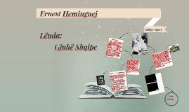 Ernest Heminguej