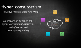 Hyper-consumerism in Brave New World