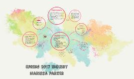 Spring 2017 Inquiry