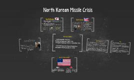 North Korean Missile Crisis