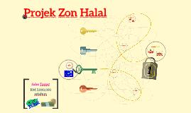 Projek Zon Halal