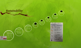 Copy of Sustainability