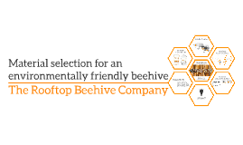 The Rooftop Beehive Company