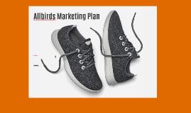 Allbirds Marketing Plan