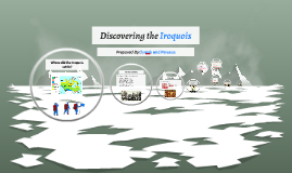 First Nations Analysis: Iroquois