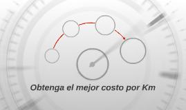 Obtenga el mejor costo por KM