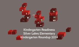 Copy of Kindergarten Readiness