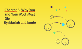 Chapter 8: Why You and Your iPod  Must Die