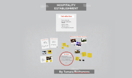 HOSPITALITY ESTABLISHMENT
