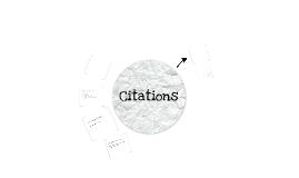 Copy of MLA Citation Style