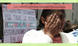 Las esterilizaciones masivas durante el gobierno de Alberto