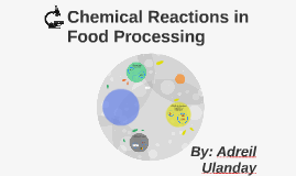 Copy of Chemical Reactions in Food Processing