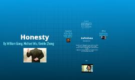 Copy of Honesty