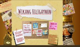 Wikang Hiligaynon