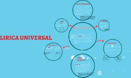 LIRICA  UNIVERSAL