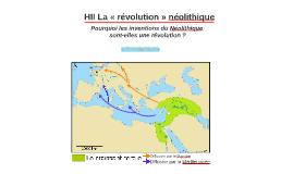 HII La « révolution » néolithique