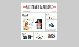 VALENTINA OSPINA RODRÍGUEZ