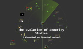The Evolution of Security Studies