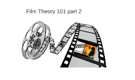 Film Theory 101 part 2