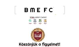 BME FC presentation hun