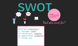Swot-analys