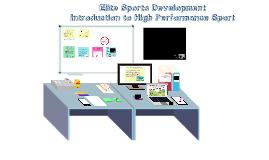 Elite Sports Development