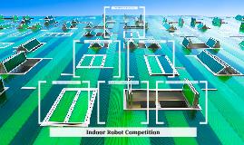 Indoor Robot Competition - VEX Robotics