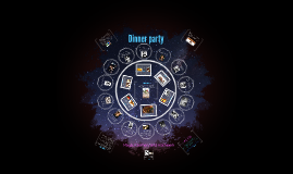 Copy of Dinner party