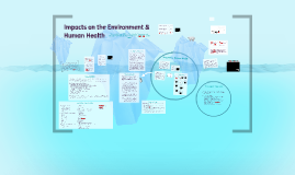 Impacts on the Environment & Human Health