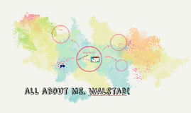 all about MS. WAlstad!