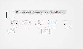 Recolección de Datos mediante Open Data Kit