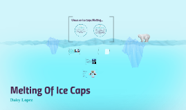 Melting Of Ice Caps