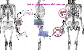 Copy of Las articulaciones del cuerpo humano
