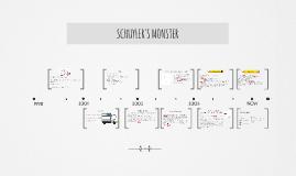 SCHULYER'S MONSTER