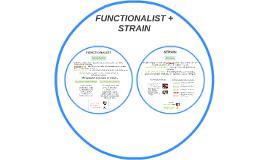 FUNCTIONALIST + STRAIN