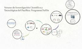 Verano de Investigación Científica y Tecnológica del Pacífic