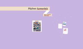 Páginas Sensoriais