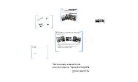 Copy of Presentación Taller CREyR